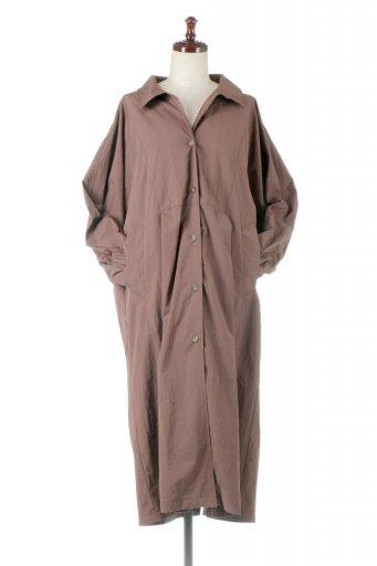 海外ファッションや大人カジュアルに最適なインポートセレクトアイテムのNylon Washer Light Weight Coat ナイロンワッシャー・ライトコート