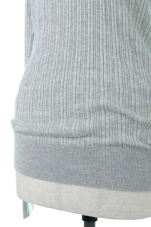RandomBroadStitchCrewNeckTopランダムテレコ・クルーネック大人カジュアルに最適な海外ファッションのothers(その他インポートアイテム)のトップスやカットソー。テレコニット特融のフィット感が心地よい綿100%のカットソー。伸縮性に優れ、綿特有の吸湿性の良さもうれしい、機能面でも優れた万能アイテム。/main-29