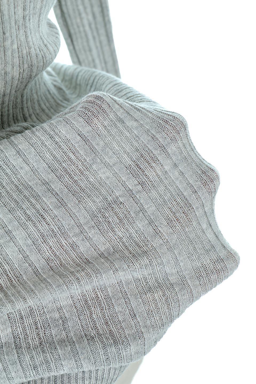 RandomBroadStitchCrewNeckTopランダムテレコ・クルーネック大人カジュアルに最適な海外ファッションのothers(その他インポートアイテム)のトップスやカットソー。テレコニット特融のフィット感が心地よい綿100%のカットソー。伸縮性に優れ、綿特有の吸湿性の良さもうれしい、機能面でも優れた万能アイテム。/main-31