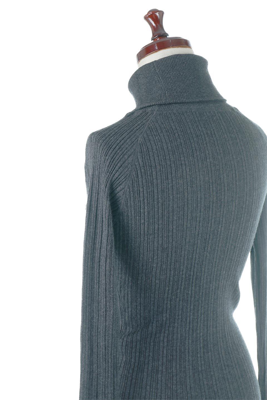 RandomBroadStitchCrewNeckTopランダムテレコ・タートルネック大人カジュアルに最適な海外ファッションのothers(その他インポートアイテム)のトップスやカットソー。テレコニット特融のフィット感が心地よい綿100%のカットソー。伸縮性に優れ、綿特有の吸湿性の良さもうれしい、機能面でも優れた万能アイテム。/main-27