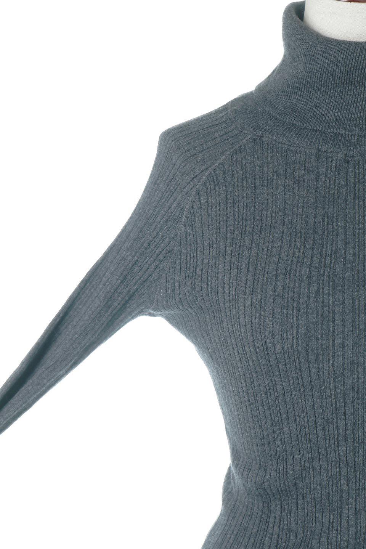 RandomBroadStitchCrewNeckTopランダムテレコ・タートルネック大人カジュアルに最適な海外ファッションのothers(その他インポートアイテム)のトップスやカットソー。テレコニット特融のフィット感が心地よい綿100%のカットソー。伸縮性に優れ、綿特有の吸湿性の良さもうれしい、機能面でも優れた万能アイテム。/main-28