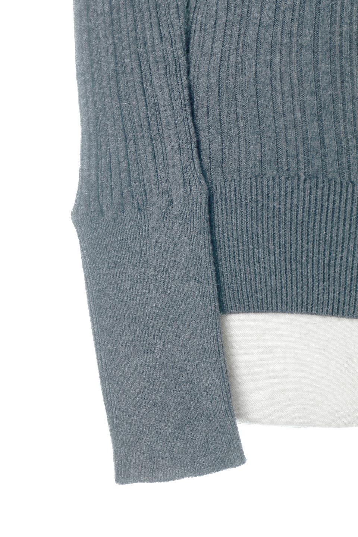 RandomBroadStitchCrewNeckTopランダムテレコ・タートルネック大人カジュアルに最適な海外ファッションのothers(その他インポートアイテム)のトップスやカットソー。テレコニット特融のフィット感が心地よい綿100%のカットソー。伸縮性に優れ、綿特有の吸湿性の良さもうれしい、機能面でも優れた万能アイテム。/main-30