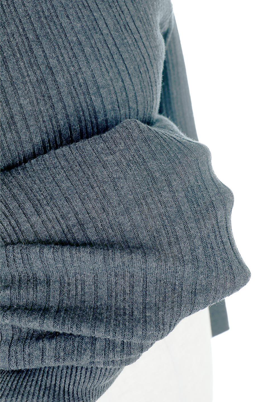 RandomBroadStitchCrewNeckTopランダムテレコ・タートルネック大人カジュアルに最適な海外ファッションのothers(その他インポートアイテム)のトップスやカットソー。テレコニット特融のフィット感が心地よい綿100%のカットソー。伸縮性に優れ、綿特有の吸湿性の良さもうれしい、機能面でも優れた万能アイテム。/main-32