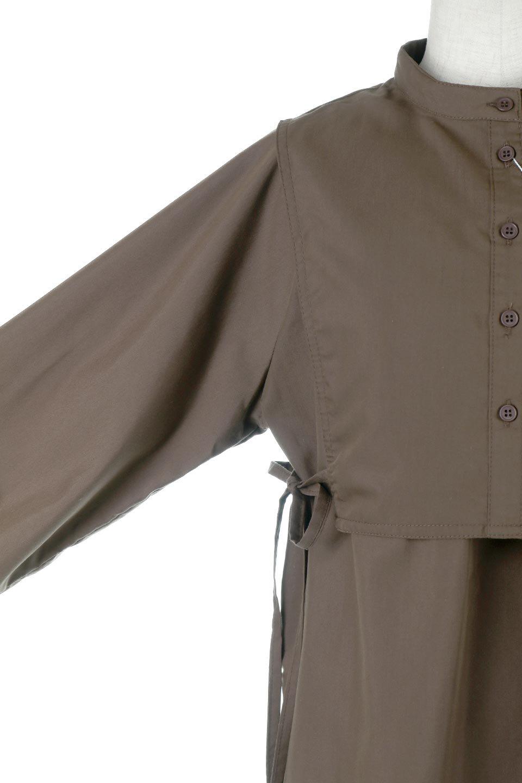 Tie-UpSideBustierBlouseビスチェ付き・パフスリーブブラウス大人カジュアルに最適な海外ファッションのothers(その他インポートアイテム)のトップスやシャツ・ブラウス。サイドが絞れるビスチェがセットになったポリコットンのブラウス。ブラウスは前後どちらでも楽しめる2Way仕様になっています。/main-22