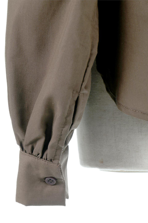 Tie-UpSideBustierBlouseビスチェ付き・パフスリーブブラウス大人カジュアルに最適な海外ファッションのothers(その他インポートアイテム)のトップスやシャツ・ブラウス。サイドが絞れるビスチェがセットになったポリコットンのブラウス。ブラウスは前後どちらでも楽しめる2Way仕様になっています。/main-24