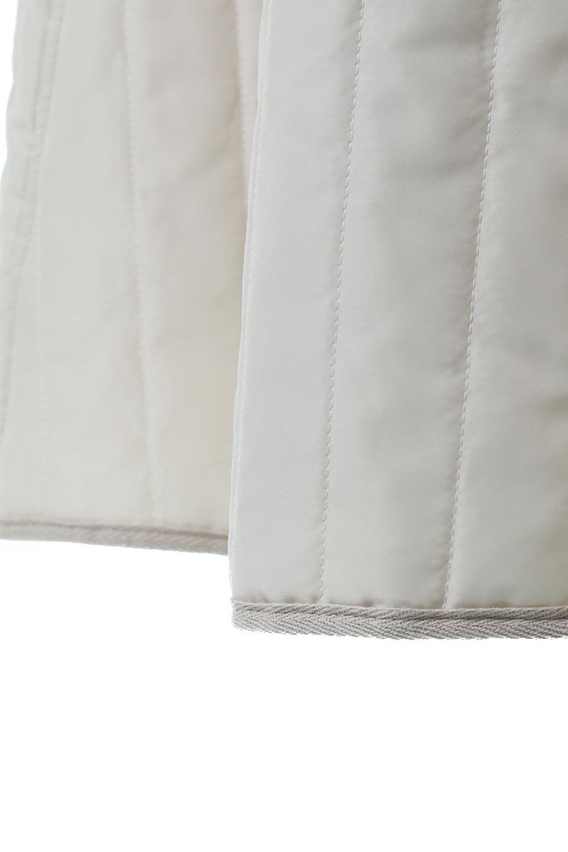 InsulatedQuiltedFlareSkirt中綿入り・キルティングスカート大人カジュアルに最適な海外ファッションのothers(その他インポートアイテム)のボトムやスカート。寒い時期に嬉しい中綿入のキルティング・フレアスカート。ソフトなポリエステル生地で軽い仕上がりです。/main-23