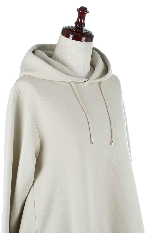 SweatFlareHoodedParka裾フレア・スウェットパーカ大人カジュアルに最適な海外ファッションのothers(その他インポートアイテム)のトップスやカットソー。肉厚のコットン生地を使用したスウェットパーカ。ウォッシュを掛けてビンテージ感をだした本格派。/main-15