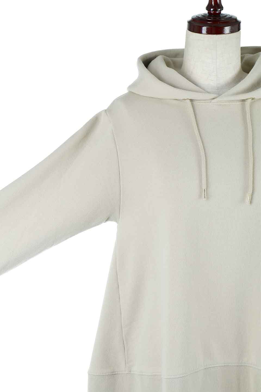 SweatFlareHoodedParka裾フレア・スウェットパーカ大人カジュアルに最適な海外ファッションのothers(その他インポートアイテム)のトップスやカットソー。肉厚のコットン生地を使用したスウェットパーカ。ウォッシュを掛けてビンテージ感をだした本格派。/main-16