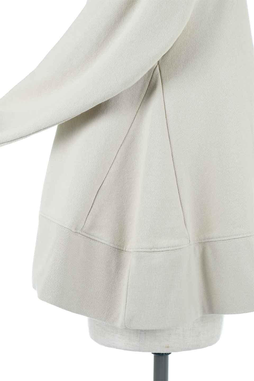 SweatFlareHoodedParka裾フレア・スウェットパーカ大人カジュアルに最適な海外ファッションのothers(その他インポートアイテム)のトップスやカットソー。肉厚のコットン生地を使用したスウェットパーカ。ウォッシュを掛けてビンテージ感をだした本格派。/main-20