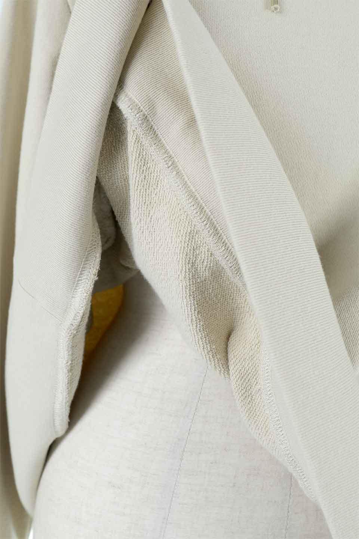 SweatFlareHoodedParka裾フレア・スウェットパーカ大人カジュアルに最適な海外ファッションのothers(その他インポートアイテム)のトップスやカットソー。肉厚のコットン生地を使用したスウェットパーカ。ウォッシュを掛けてビンテージ感をだした本格派。/main-22