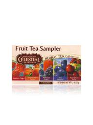 Celestial SeasoningsのFruit Tea Sampler  フルーツ サンプラー