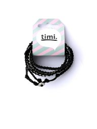 timiのMixed Wrap Brace.(BLK)