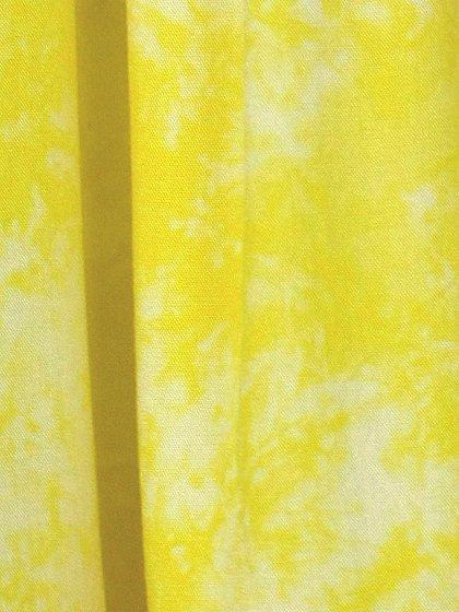 roomIVYのLotusKids(Yellow)/ビーチでのリゾートファッションブランド、roomIVY(ルームアイビー)のワンピースや。人気のマキシワンピースLotusのキッズバージョンです。大人用には無い調節可能な肩ヒモが追加されており、身長が伸びても対応できます。/main-8