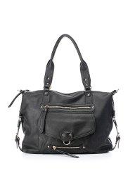 海外ファッションや大人カジュアルのためのインポートバッグ、かばんmelie bianco(メリービアンコ)のDakota (Black)
