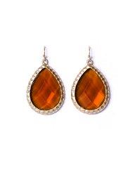 海外ファッションや大人カジュアルのためのインポートアクセサリーブランド、Towne & Reese(タウンアンドリース)のBrooke earrings