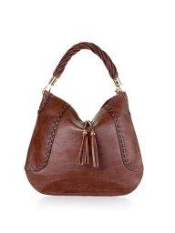 海外ファッションや大人カジュアルのためのインポートバッグ、かばんmelie bianco(メリービアンコ)のMargarita (Chocolate)