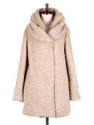 海外ファッションや大人カジュアルに最適なインポートセレクトアイテムのSliver Air Knit Shawl Collar Coat