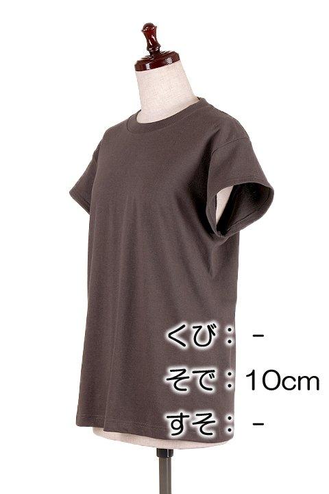 BloomAlterationService//リメイクサービス大人カジュアルに最適な海外ファッションのothers(その他インポートアイテム)のや。Tシャツ類の首袖裾を2本針の専用ミシンでリメイクします。アメリカンなバンドTなどは、良くも悪くも昔ながらのTシャツのシルエット。/main-5