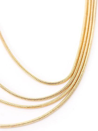 ShantiqueDesignのChrysopraseGoldNecklace/ボヘミアンテイストのアクセサリーブランド、ShantiqueDesigns(シャンティークデザイン)のアクセサリーやネックレス。オーストラリア産のクリソプレーズをカットして金メッキを施したネックレス。クリソプレーズは最も高価な水晶類で、流通量も他の水晶類よりも少ないようです。/main-6