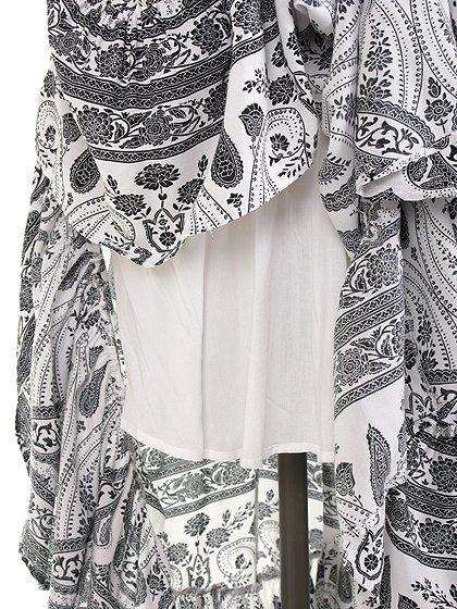 CottonCandyLAのJaneDress/セクシーさのある大人カジュアルブランドCottonCandyL.A.(コットンキャンディーL.A.)のワンピースやマキシワンピース。大人カジュアルに最適なワンピース。タイト目なボディから広がるテールカットのスカートが綺麗なラインです。/main-12