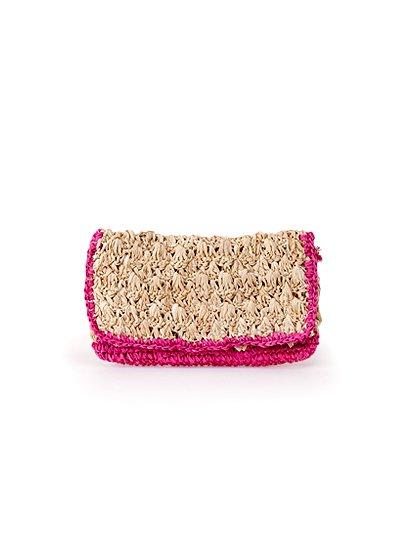 roomIVYのMiniCllutch/ビーチでのリゾートファッションブランド、roomIVY(ルームアイビー)のバッグや。スマホ+α用のミニクラッチ。休憩時間や近所に用事がある時、いつものバッグの中に・・・。/main-10