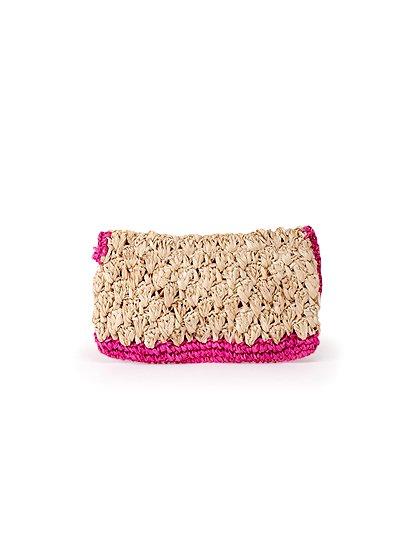 roomIVYのMiniCllutch/ビーチでのリゾートファッションブランド、roomIVY(ルームアイビー)のバッグや。スマホ+α用のミニクラッチ。休憩時間や近所に用事がある時、いつものバッグの中に・・・。/main-14