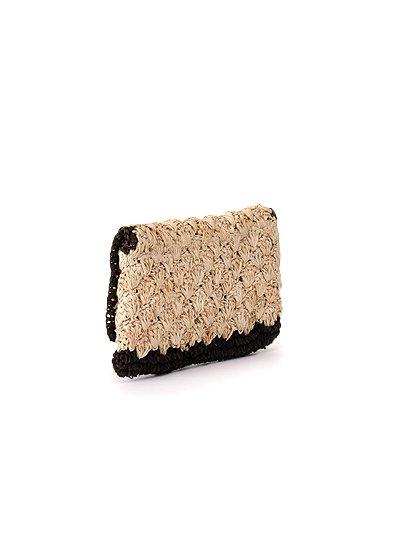 roomIVYのMiniCllutch/ビーチでのリゾートファッションブランド、roomIVY(ルームアイビー)のバッグや。スマホ+α用のミニクラッチ。休憩時間や近所に用事がある時、いつものバッグの中に・・・。/main-18