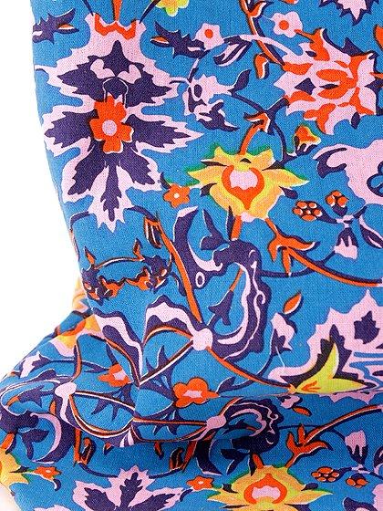 roomIVYのHarryBag(Medium)/ビーチでのリゾートファッションブランド、roomIVY(ルームアイビー)のバッグや。エキゾチックなプリントパターンのシンプルトート。roomIVYの無地系のお洋服にアクセント代わりに合わせるにはピッタリのアイテムです。/main-19
