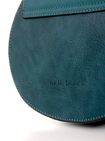 meliebiancoのBelle(Peacock)/海外ファッション好きにオススメのインポートバッグとかばん、MelieBianco(メリービアンコ)のバッグやショルダーバッグ。クラシカルな雰囲気のミニショルダーバッグ。レトロなワンピースなどと相性が良さそうなデザインです。/main-14
