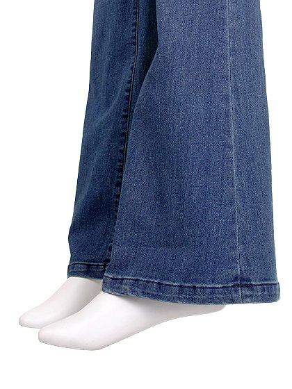 L.A.直輸入のBellBottomHippieDenim大人カジュアルに最適な海外ファッションのothers(その他インポートアイテム)のボトムやパンツ。レトロ感漂うベルボトムのストレッチデニム。各方面で人気のベルボトム(フレアパンツ)を70'sの雰囲気そのままに再現したようなパンツです。/main-12