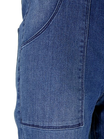 L.A.直輸入のBellBottomHippieDenim大人カジュアルに最適な海外ファッションのothers(その他インポートアイテム)のボトムやパンツ。レトロ感漂うベルボトムのストレッチデニム。各方面で人気のベルボトム(フレアパンツ)を70'sの雰囲気そのままに再現したようなパンツです。/main-9