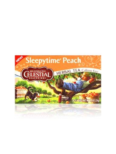 Celestial SeasoningsのSleepytime Peach スリーピータイム・ピーチ